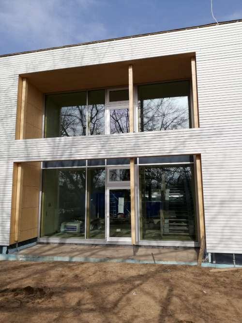 Kindergarten Neubau