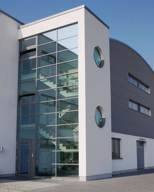 IC Haus Neubau