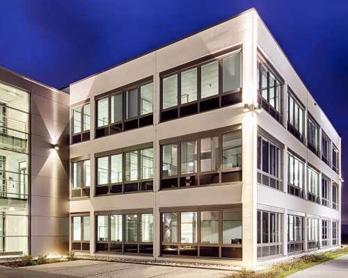 Fenster IC Haus Neubau