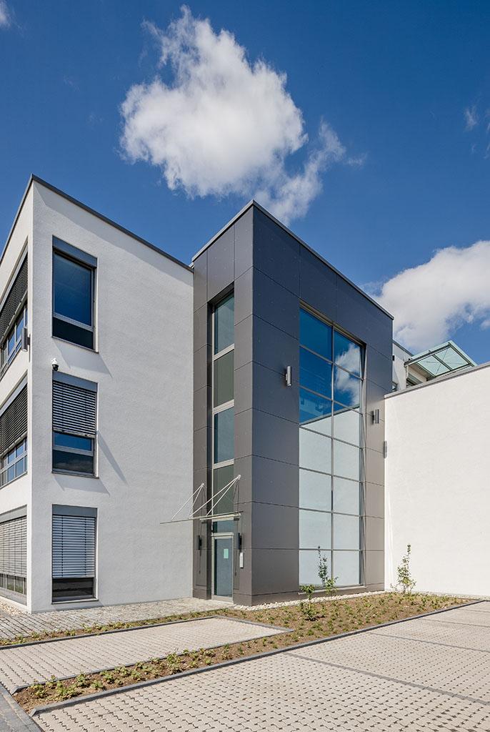 IC-Haus Mainz Bau 5 2020